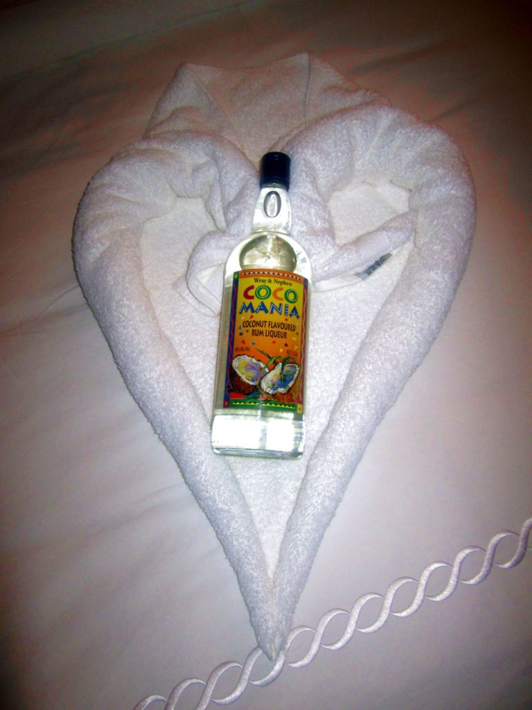 Jamaican Rum - Sandals Ochi Beach Resort