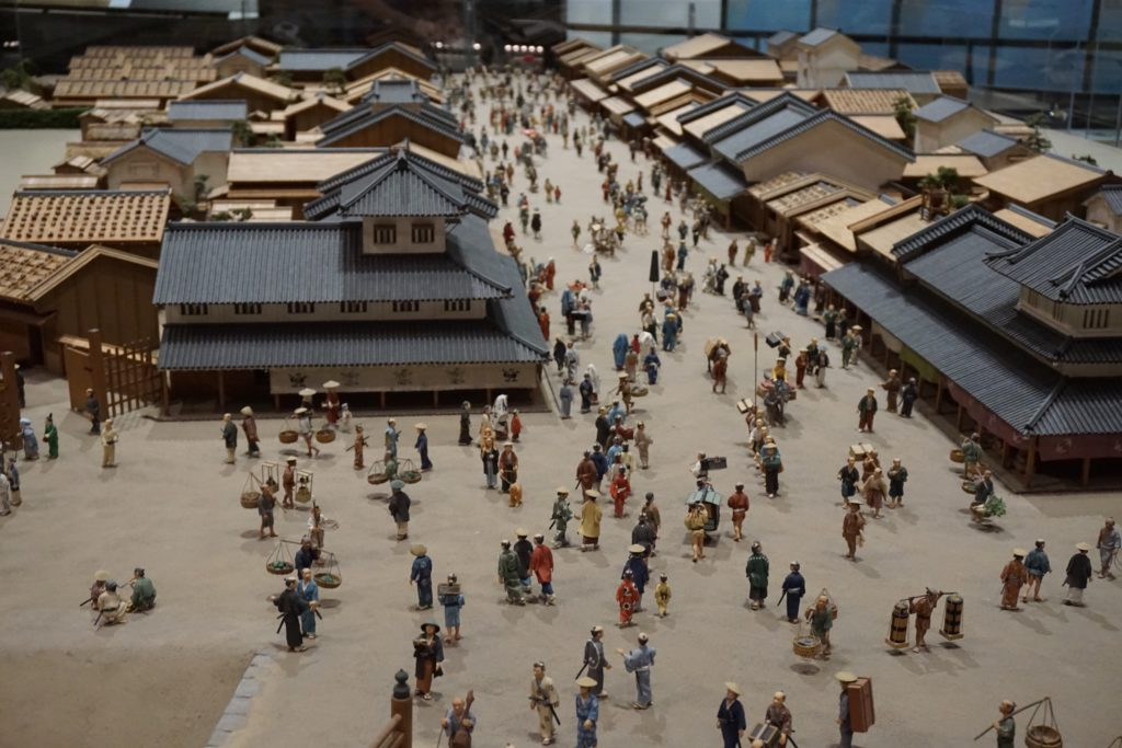 Edo-Tokyo Museum - 5 Days in Tokyo, Japan
