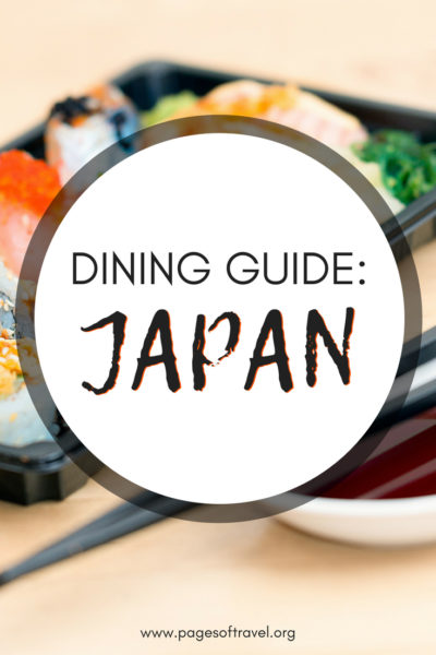 We all know that Japan is known for its sushi but what other foods can you expect to try in Japan? Read this complete dining guide for Japanese cuisine to find out more! #Japan #JapaneseFood #Kyoto #Osaka #Hiroshima #Tokyo