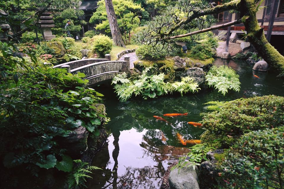 The Gardens at Nishimuraya Honkan