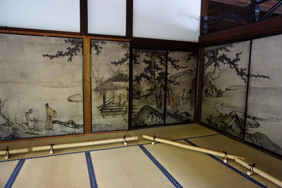 Kenninji Temple in Kyoto