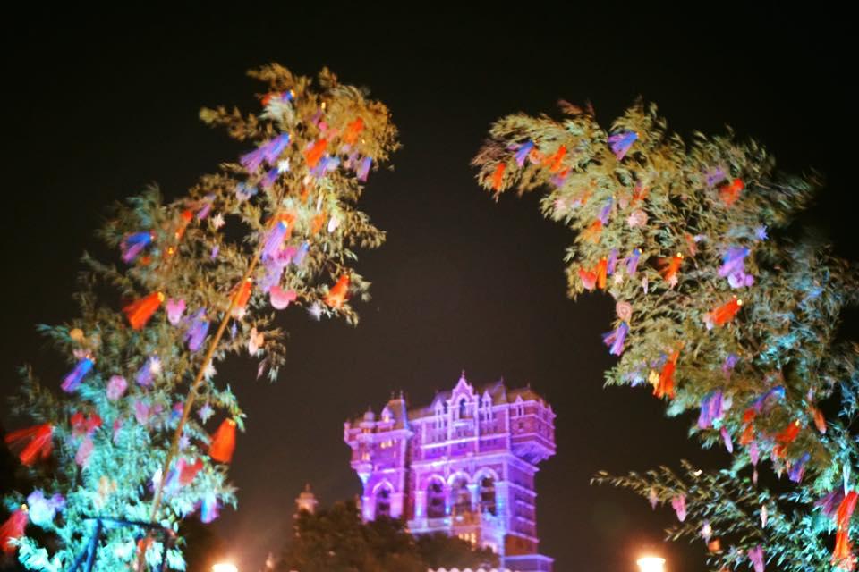 Haunted Mansion Ride at Tokyo DisneySea