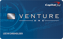 capital one venture one credit card