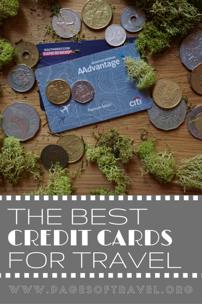 Looking for credit cards that go the distance? These are some of the best credit cards for travel! www.pagesoftravel.org