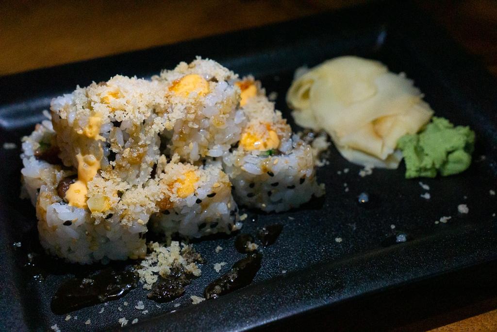 Spicy Tuna Sushi Roll from Kojo in Sarasota, Florida