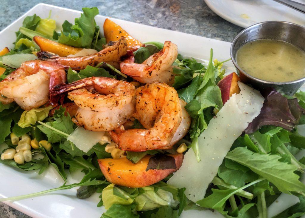 Silver Queen Salad at The Sandbar Restaurant - Anna Maria Island, Florida   Sarasota   Florida   Dining Sarasota   Sarasota Restaurants