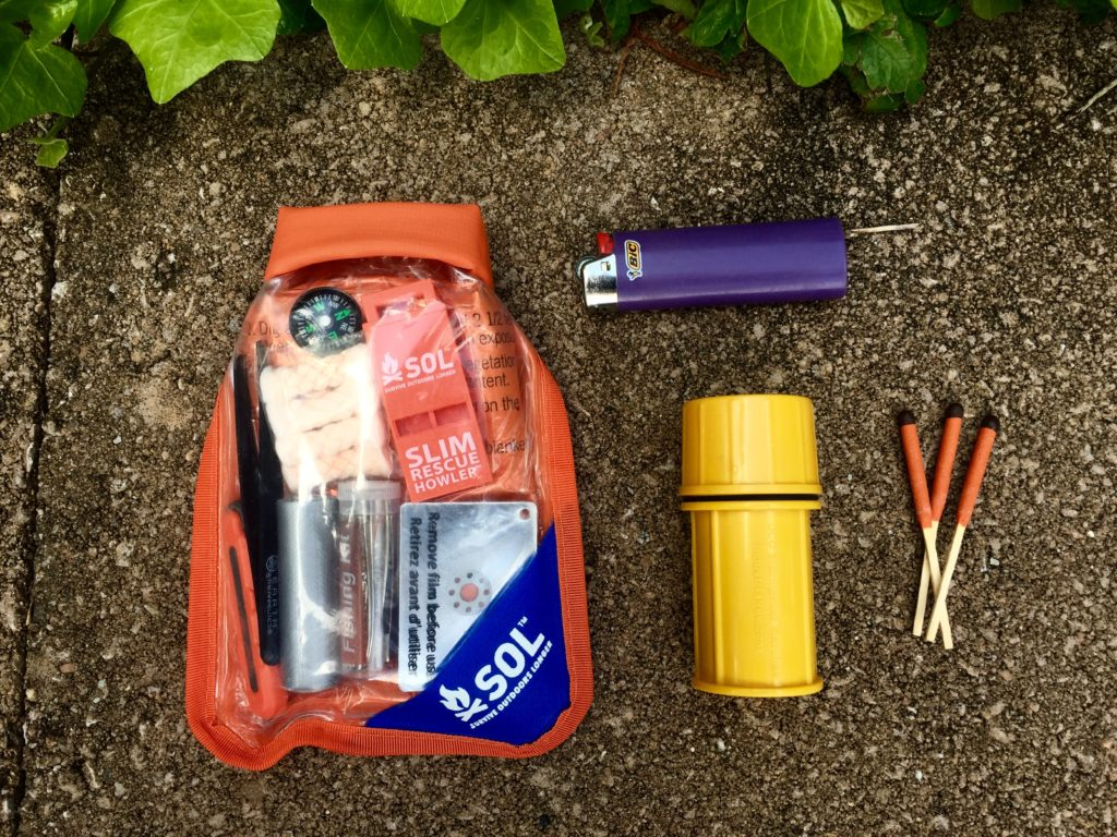 Fire Starting Items to Add to Your Camping First Aid Kit