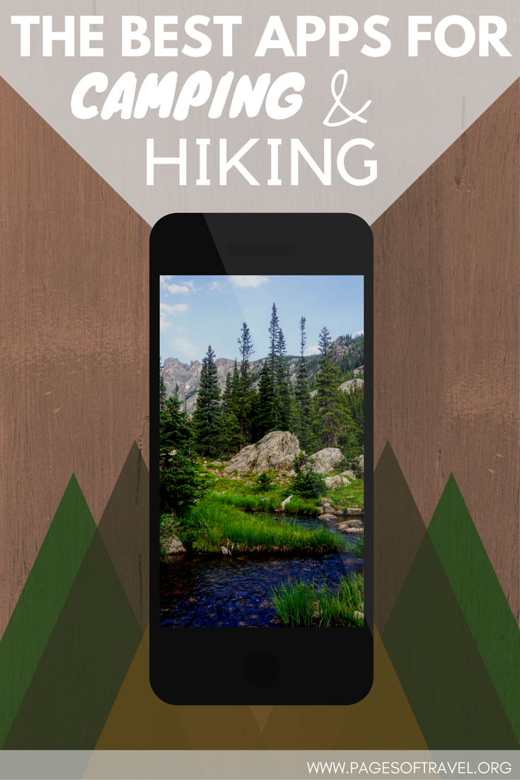 Looking for some ways to make planning your next camping or hiking trip a breeze? These apps are sure to do the trick! www.pagesoftravel.org
