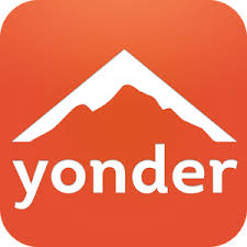 Yonder App - best apps for hiking and camping
