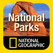National Parks App - best apps for camping and hiking