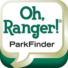 Park Finder App - best apps for hiking and camping