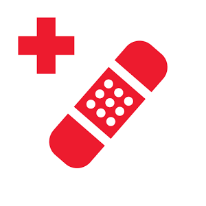 First Aid Red Cross App - best apps for camping and hiking