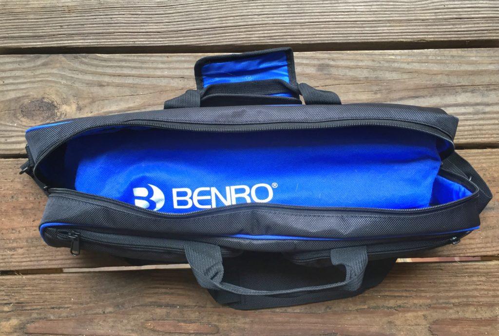 Benro Travel Tripod - the best tripod for travel