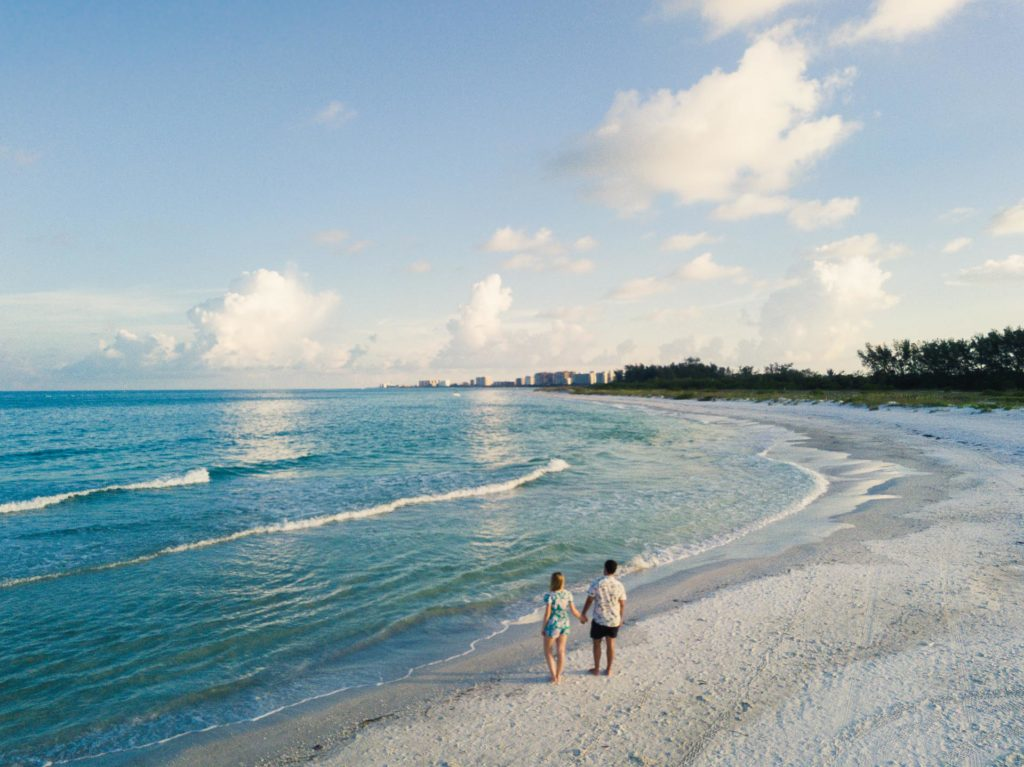 Drone | DJI Mavic | DJI | Sarasota | Florida | Beaches | Photography Equipment | View from the Sky - Pages of Travel