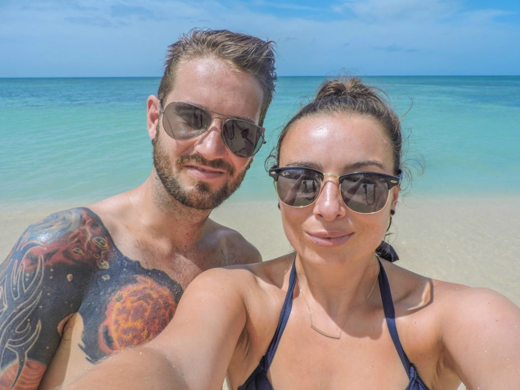 Playa Acon - Two Scots Abroad, backpacking mistakes