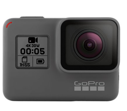 travel photography gear gopro