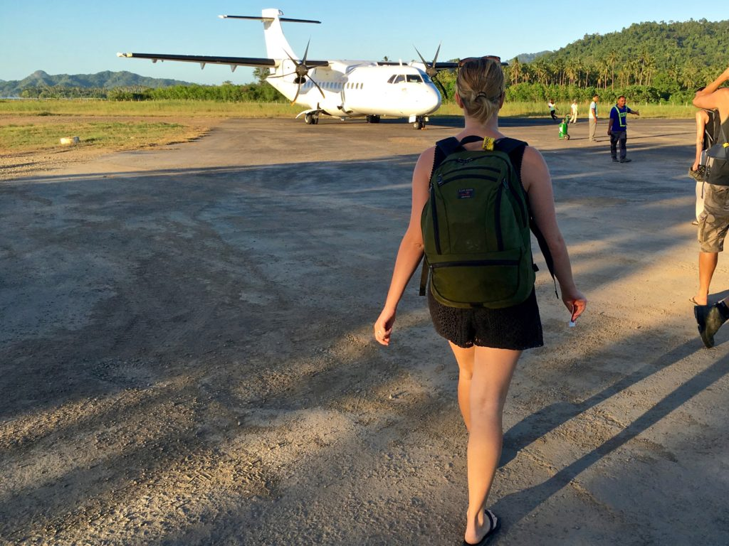 Where to Peanut - backpacking mistakes in fiji