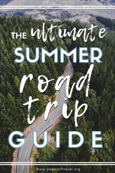 Face the facts, packing can be a pain! This guide to summer road trip essentials will help you pick choose what to take on your next epic adventure. #summer #roadtrip #usa #travel