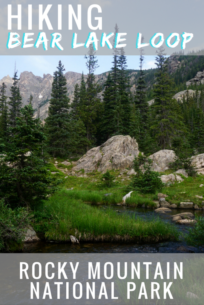With hiking trails like Bear Lake Loop, it's easy to see why Rocky Mountain National Park is one of the most popular destinations in the United States.