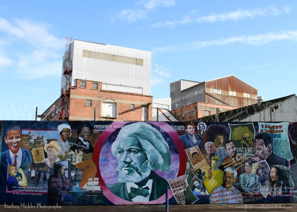 Belfast Murals in Northern Ireland - coolest street art