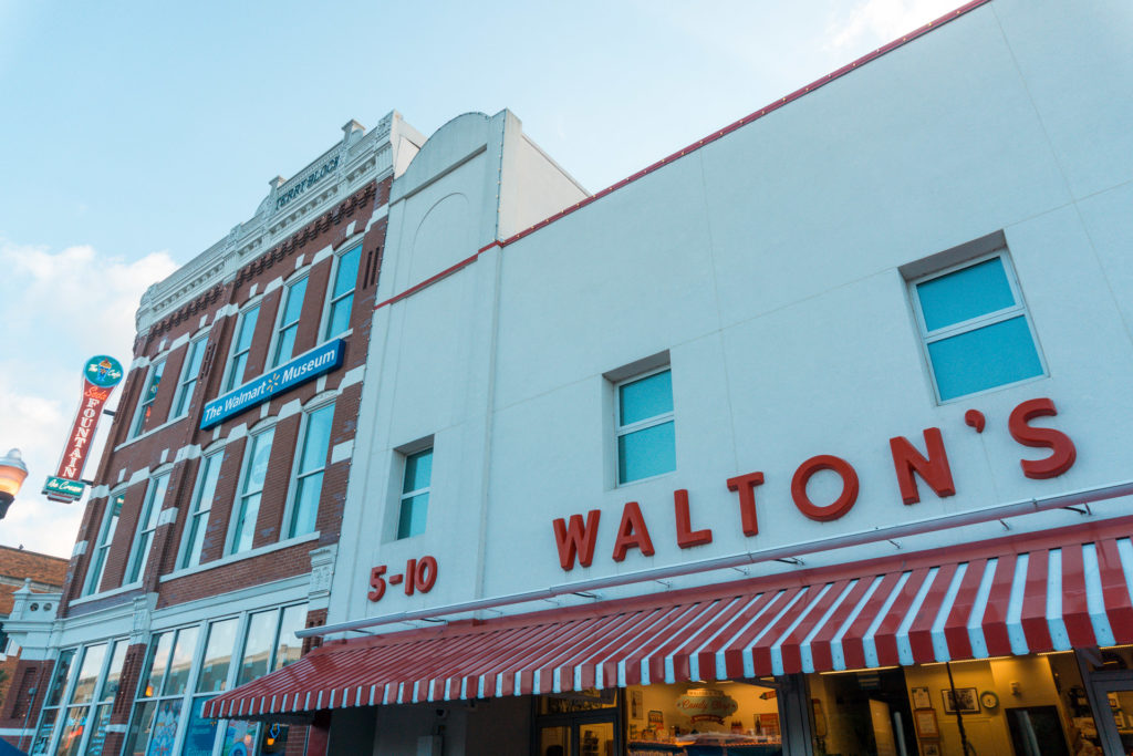 The Walmart Museum - Things to do in Northwest Arkansas