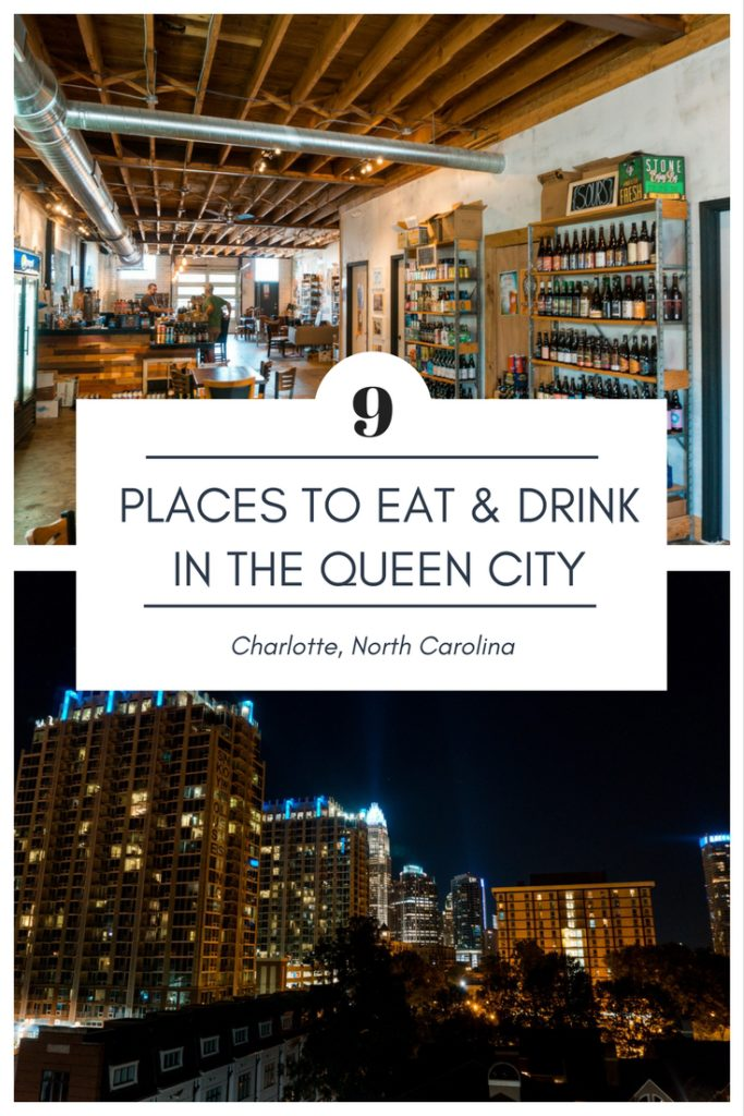 The QueenCity of Charlotte, North Carolina has quickly started booming as a modernmetropolis that offers countless culinary destinations, craft breweries, outdoor experiences, and interesting museums, including the NASCAR Hall of Fame. Eat and drink your way around Charlotte by checking out these top spots! www.pagesoftravel.org