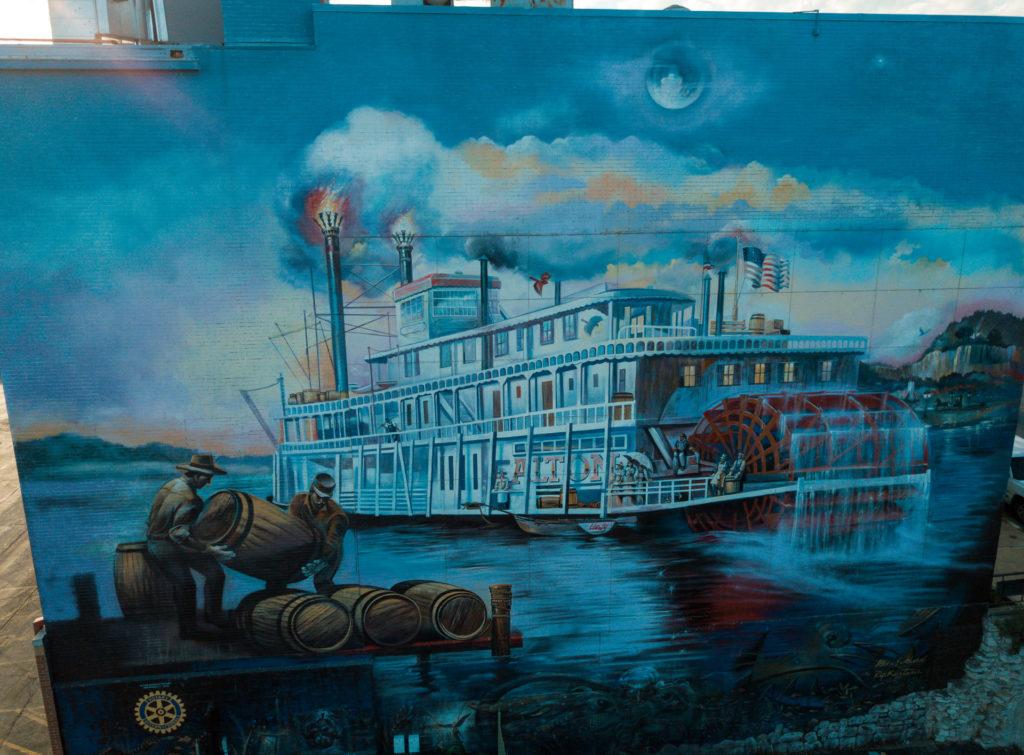 Alton Mural - Alton, Illinois