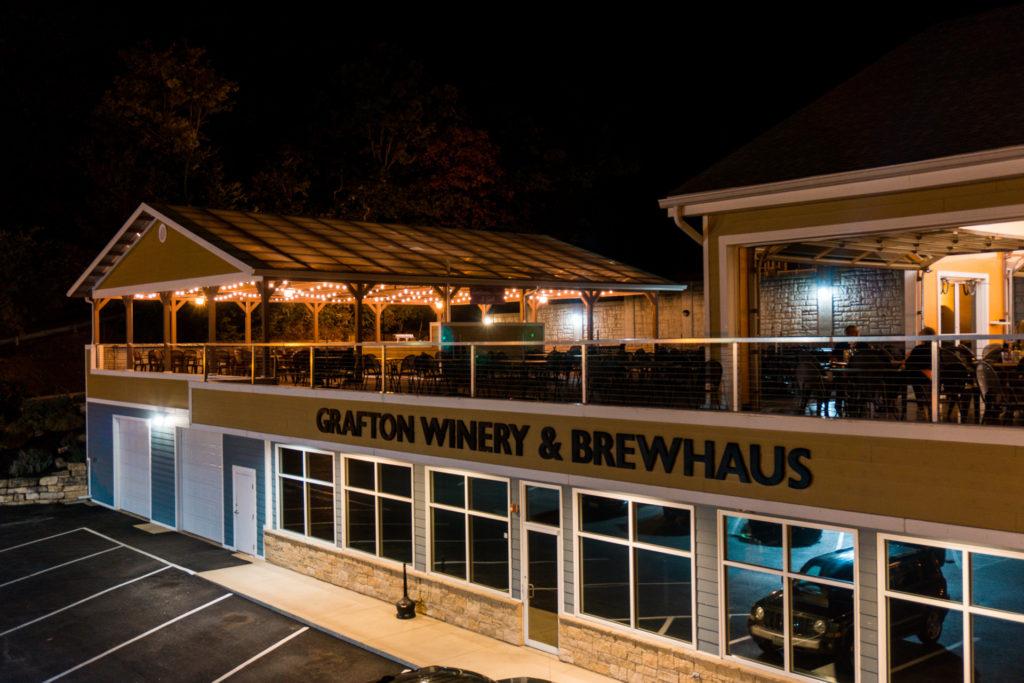 Grafton Winery & Brewhaus