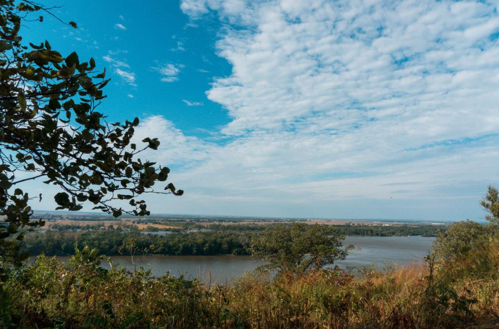 Pere Marquette State Park in Illinois