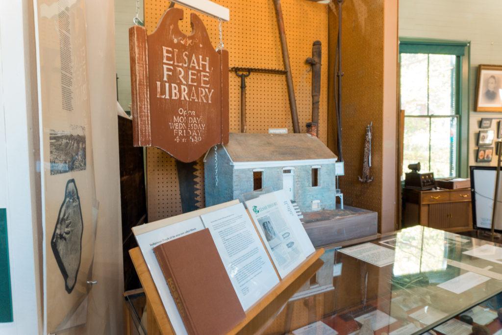 Village of Elsah Museum in Elsah, Illinois - weekend getaway from St. Louis