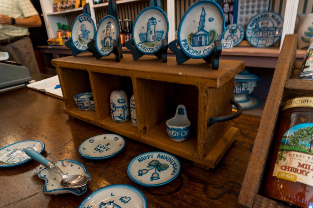 Elsah General Store in Elsah, Illinois - weekend getaway from St. Louis