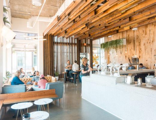 Onyx Coffee Lab in Bentonville, Arkansas