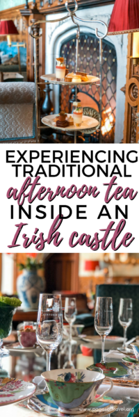 Have you ever wanted to experience a traditional afternoon tea? The Ashford Castle afternoon tea includes sweet desserts, savory finger sandwiches, fresh-baked scones, and countless tea options. Ashford Castle creates a noteworthy dining experience to enjoy while visiting Ireland, read more about this experience and book yours today!