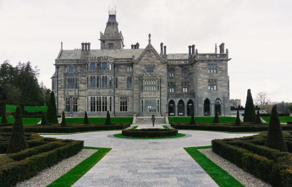 Castle Hotel in Ireland