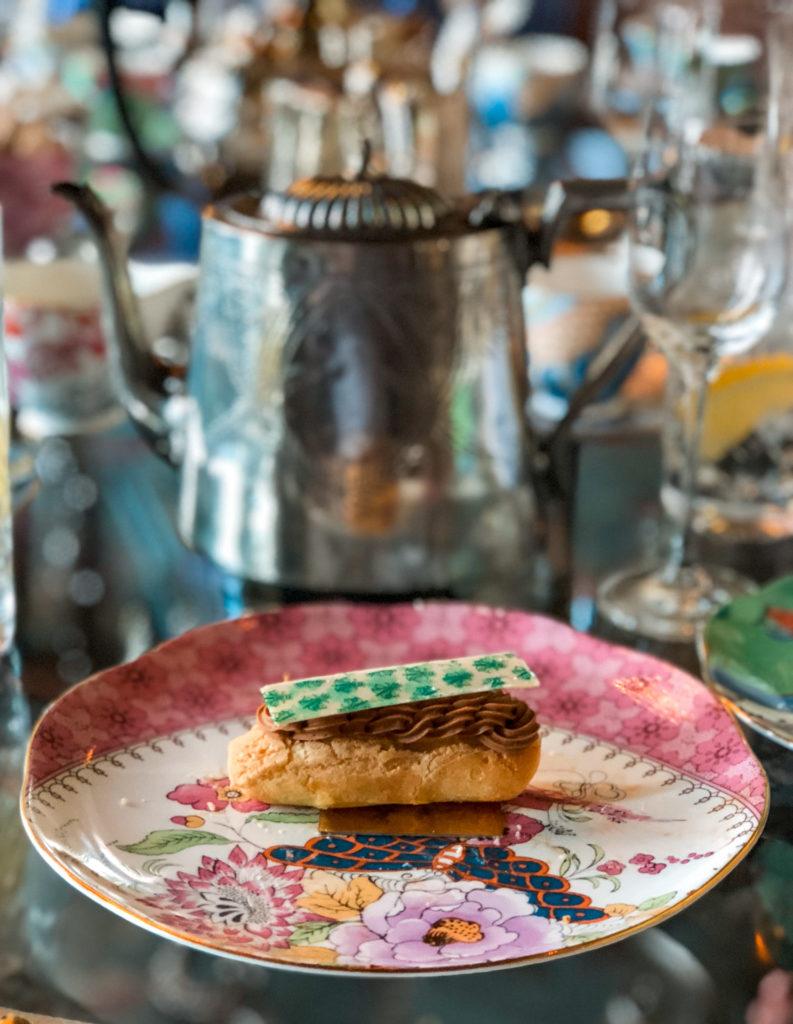 Ashford Castle afternoon tea