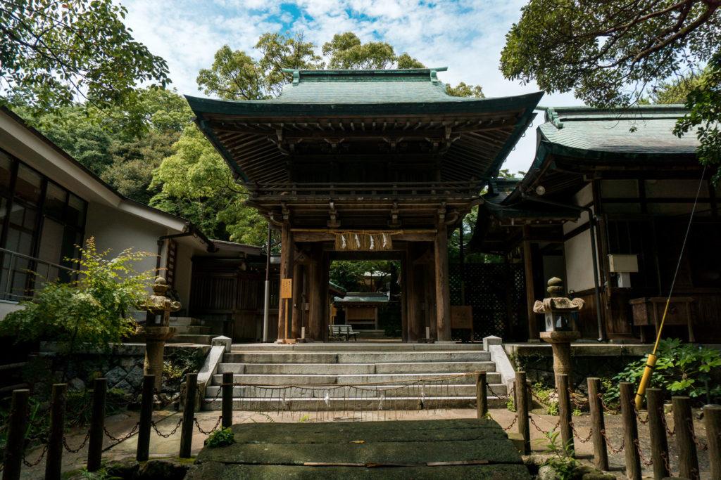 Shikaumi Shrine - Fukuoka itinerary