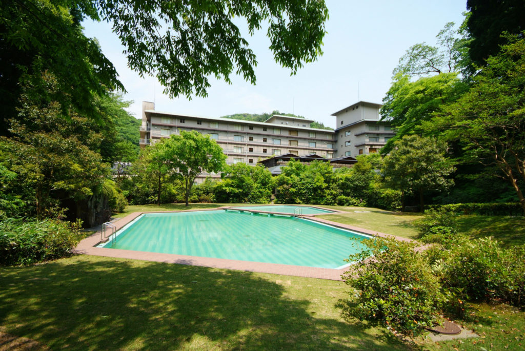 Nishimuraya Hotel Shogetsutei - Outdoor Pool