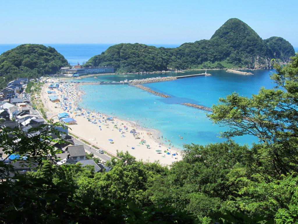 Takeno Beach - Kinosaki Onsen ryokan