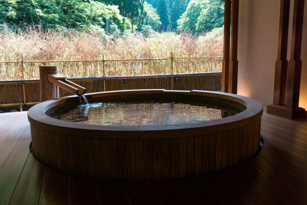 FU-RO Balinese Style Private Onsen