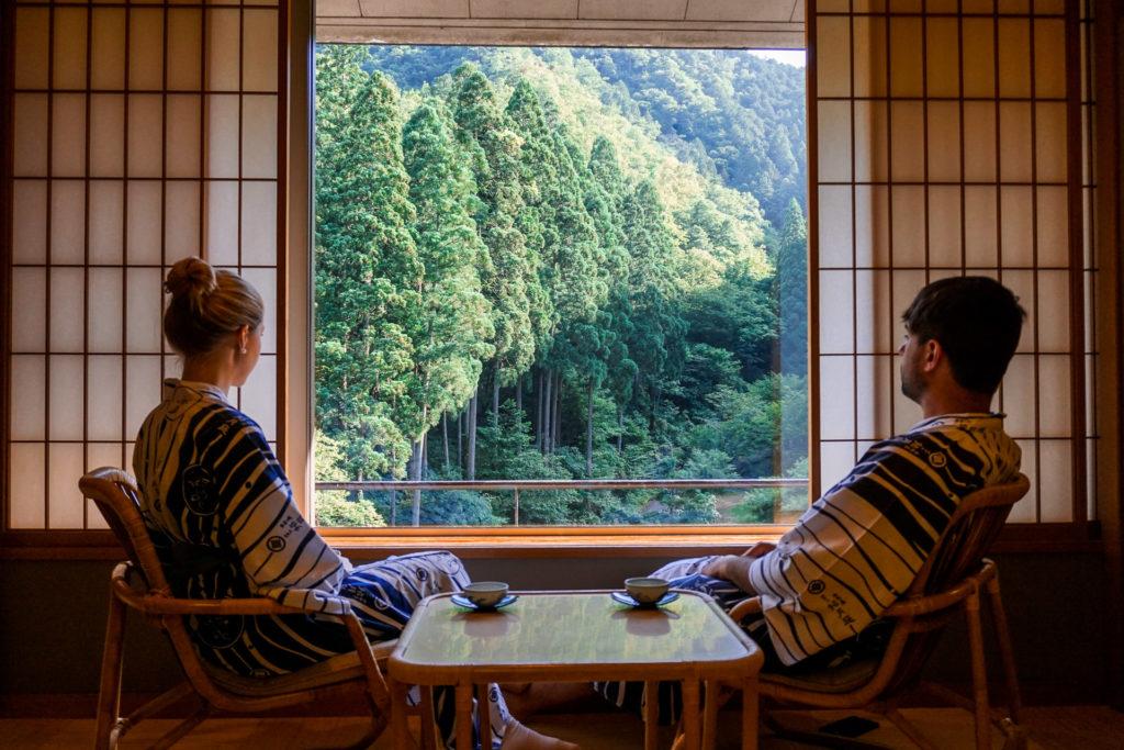Nishimuraya Hotel Shogetsutei - Kinosaki Onsen ryokan
