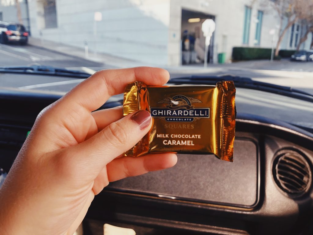 Ghirardelli Chocolate in San Francisco