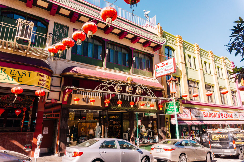 Chinatown San Francisco - tours from San Francisco