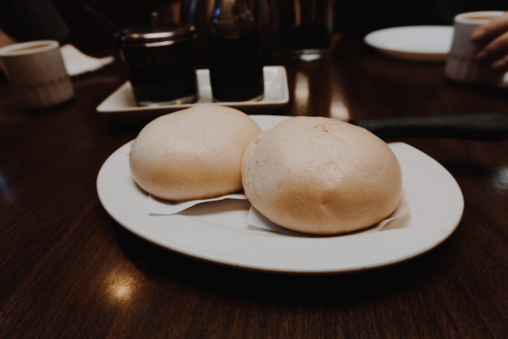 BBQ Pork Buns from Hang Ah Dim Sum Tea House