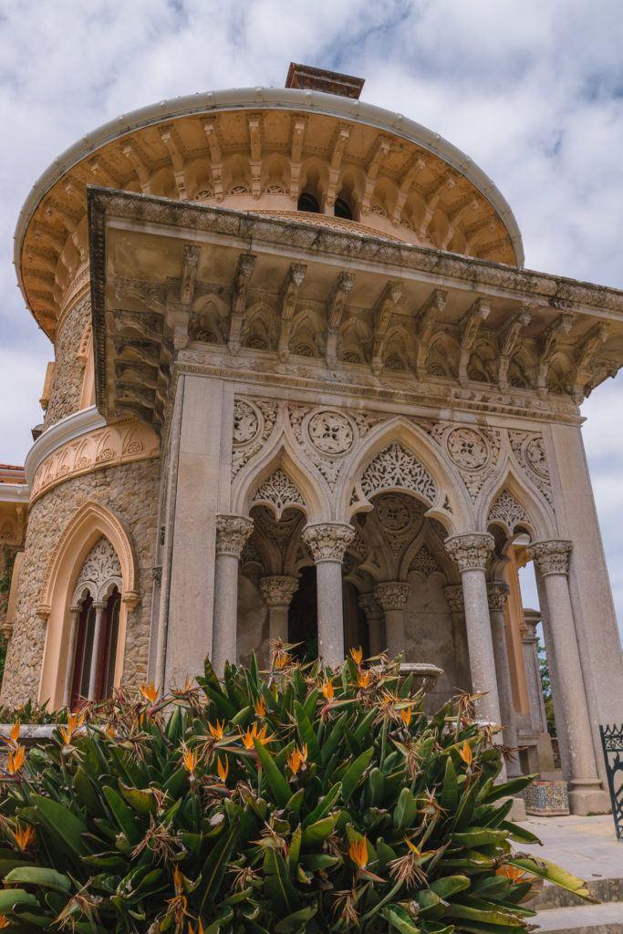 Palacio de Monserrate - Sintra, Portugal