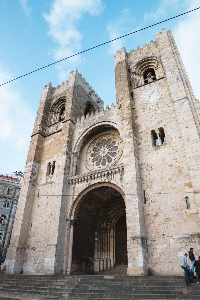 Lisbon Cathedral - Lisbon, Portugal
