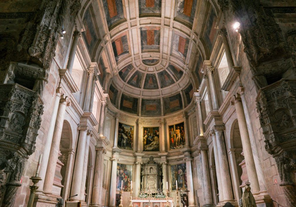 Santa Maria de Belém Church - Lisbon, Portugal