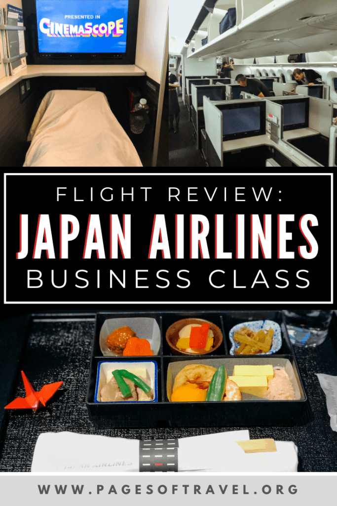 In this flight review, we'll go over our experience on our Japan Airlines business class flight on a 787 from Dallas-Fort Worth to Tokyo (Narita) including comfort, sleeping, dining, and more.