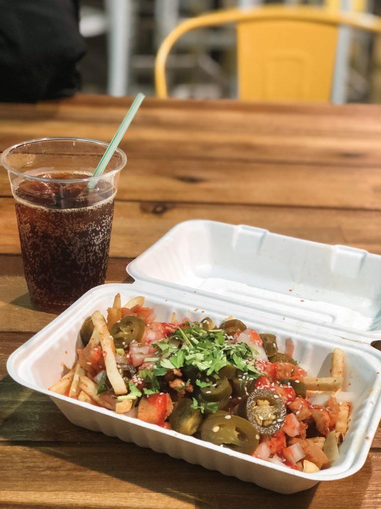 Umami Fries at Mother Road Market in Tulsa