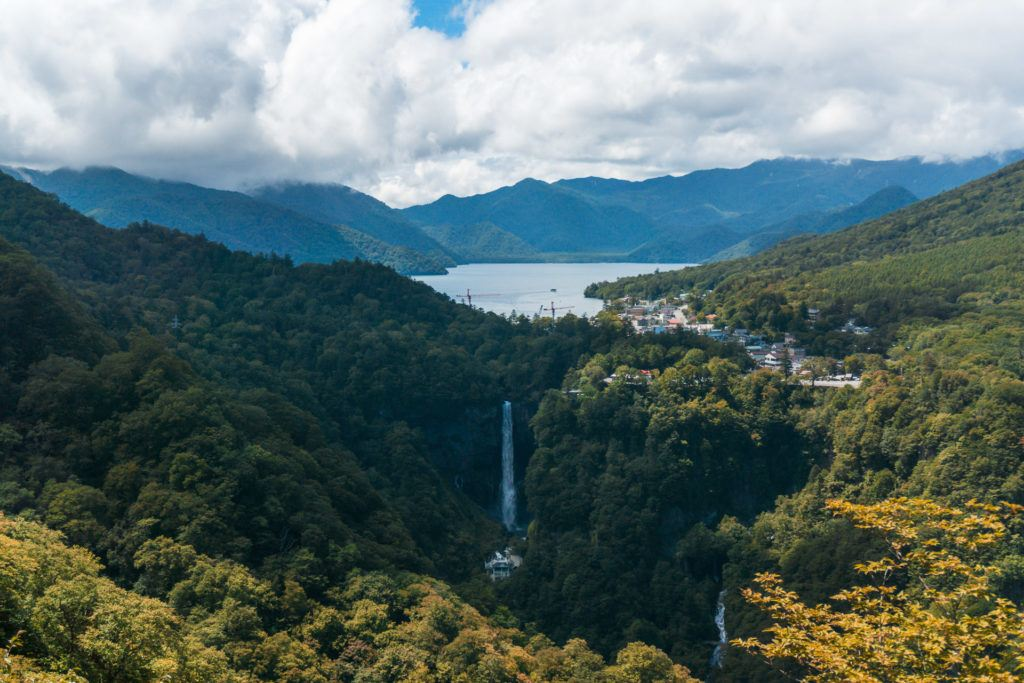 Akechidaira Observatory in Nikko