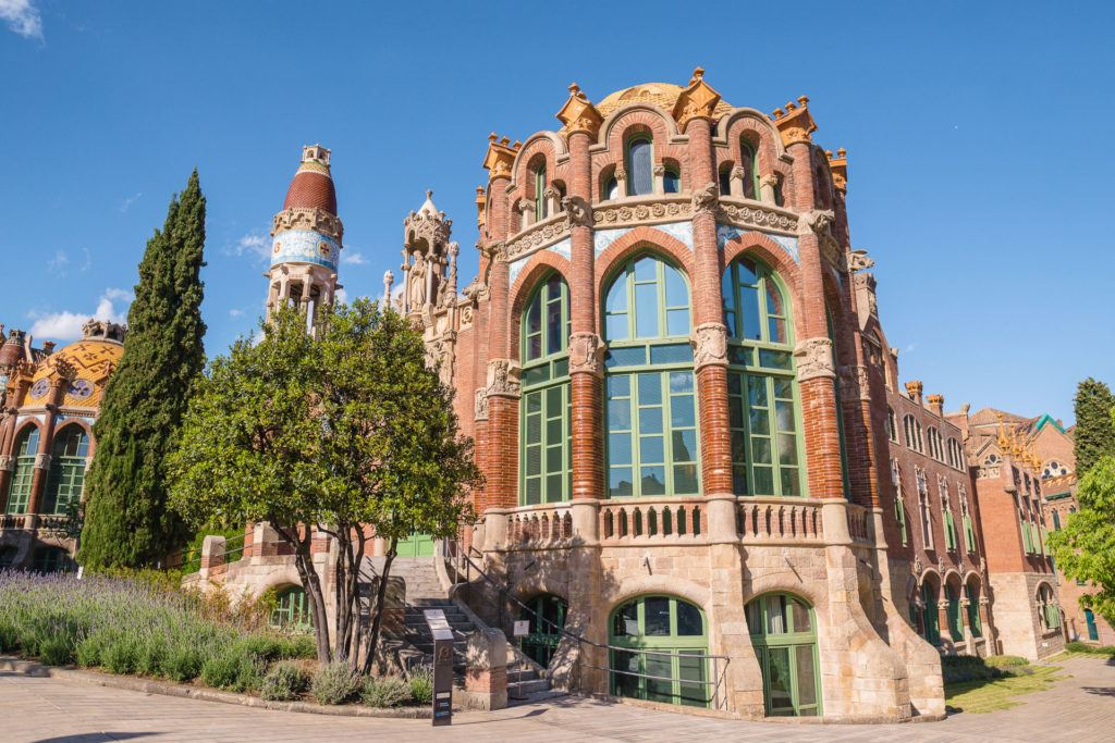 Recinte Modernista de Sant Pau - One of the places to visit during 2 days in Barcelona